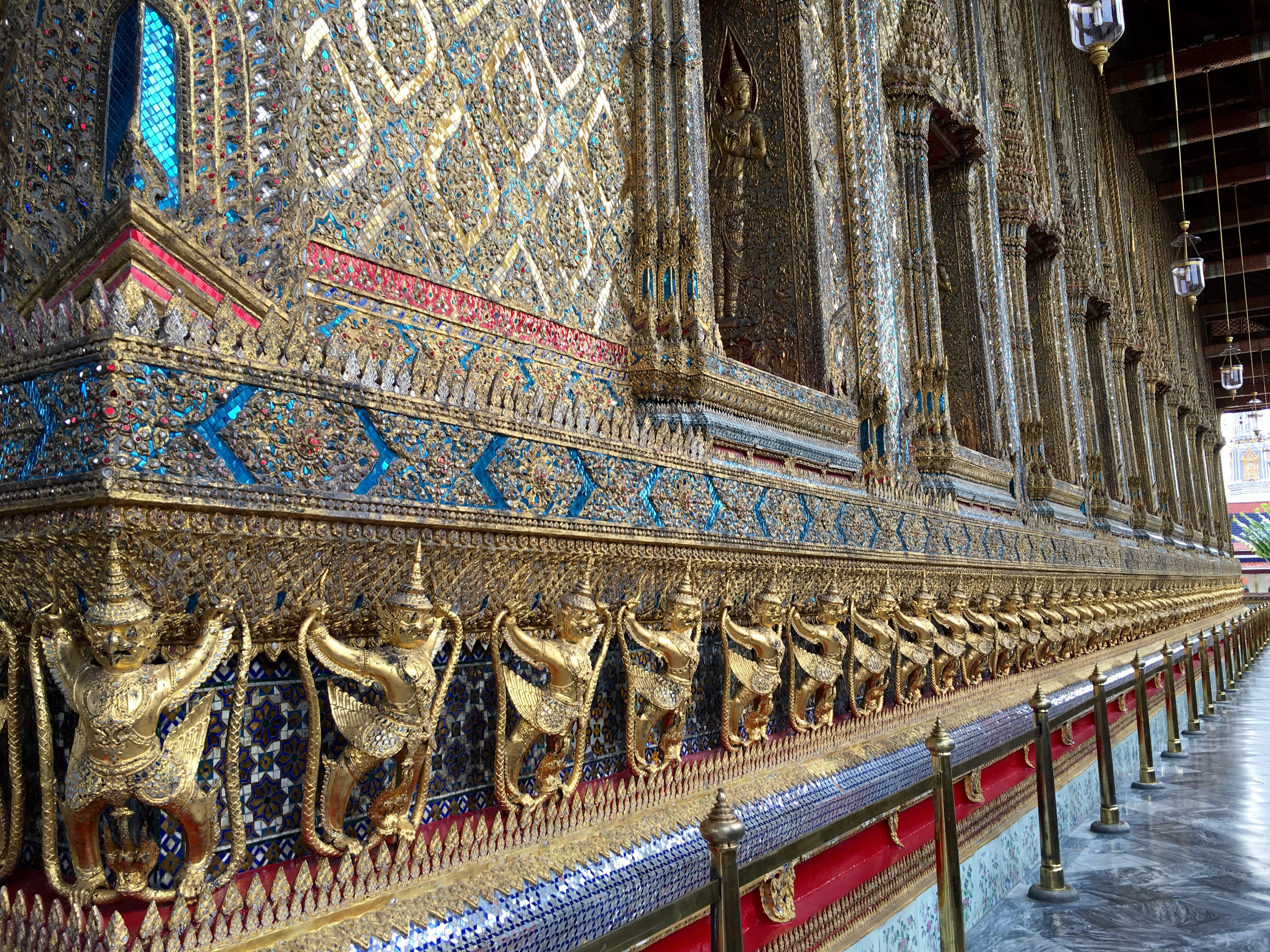 Grand Palace Decoration Thailand