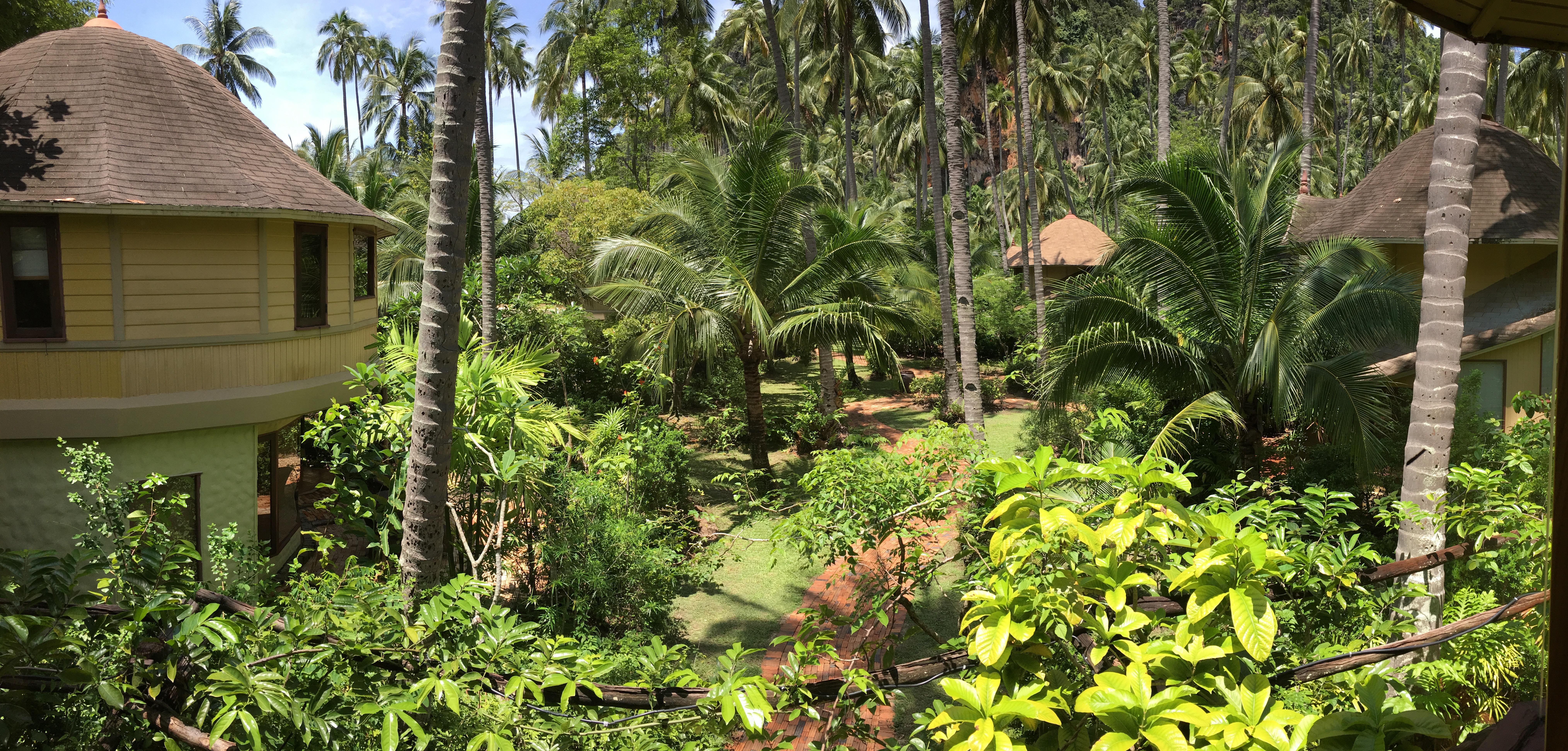 Deluxe Pavilion Jungle Views Rayavadee Resort Krabi