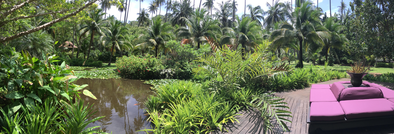 Rayavadee gardens Krabi