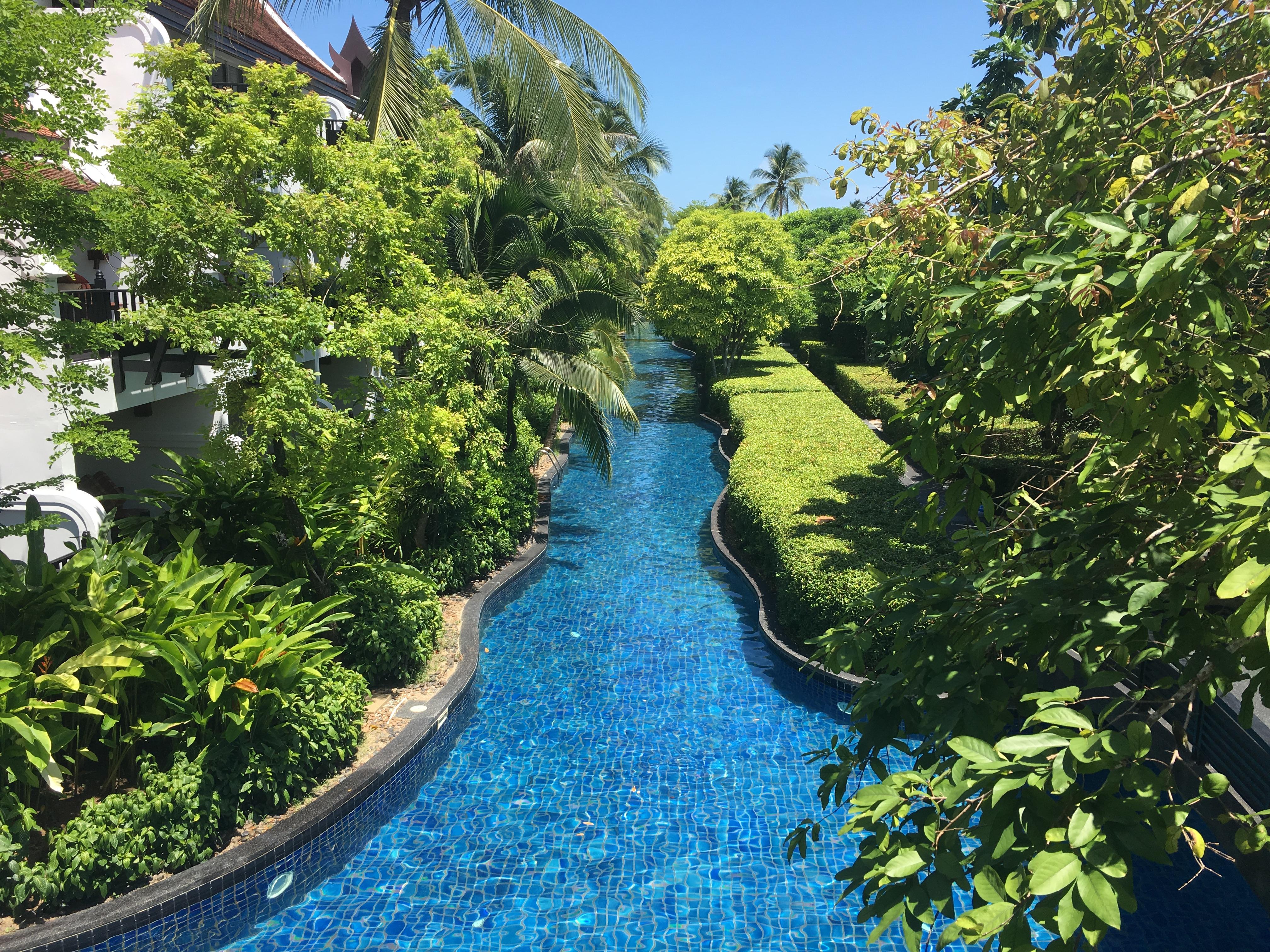 JW Marriott Khao Lak pool