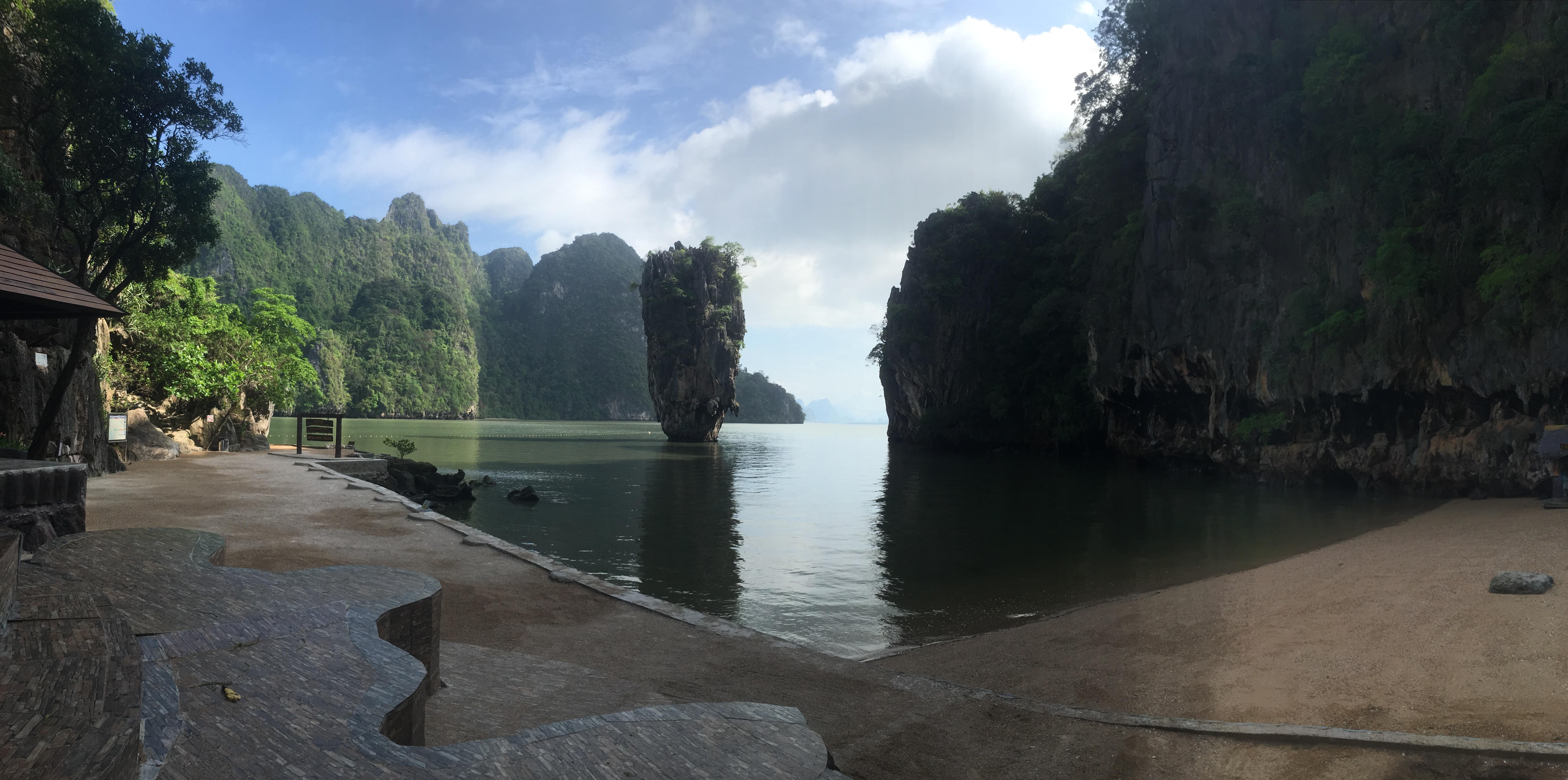Ao Phang Nga Island