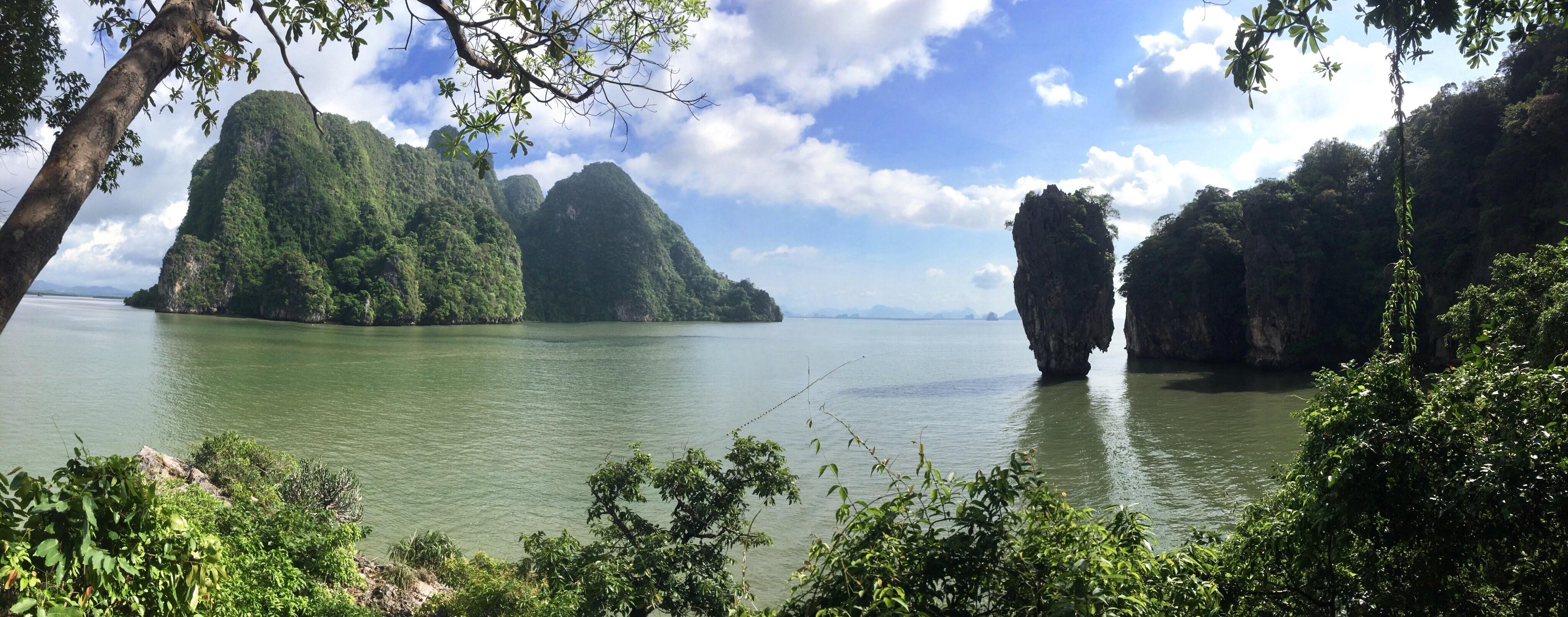 James Bond Island Phang Nga