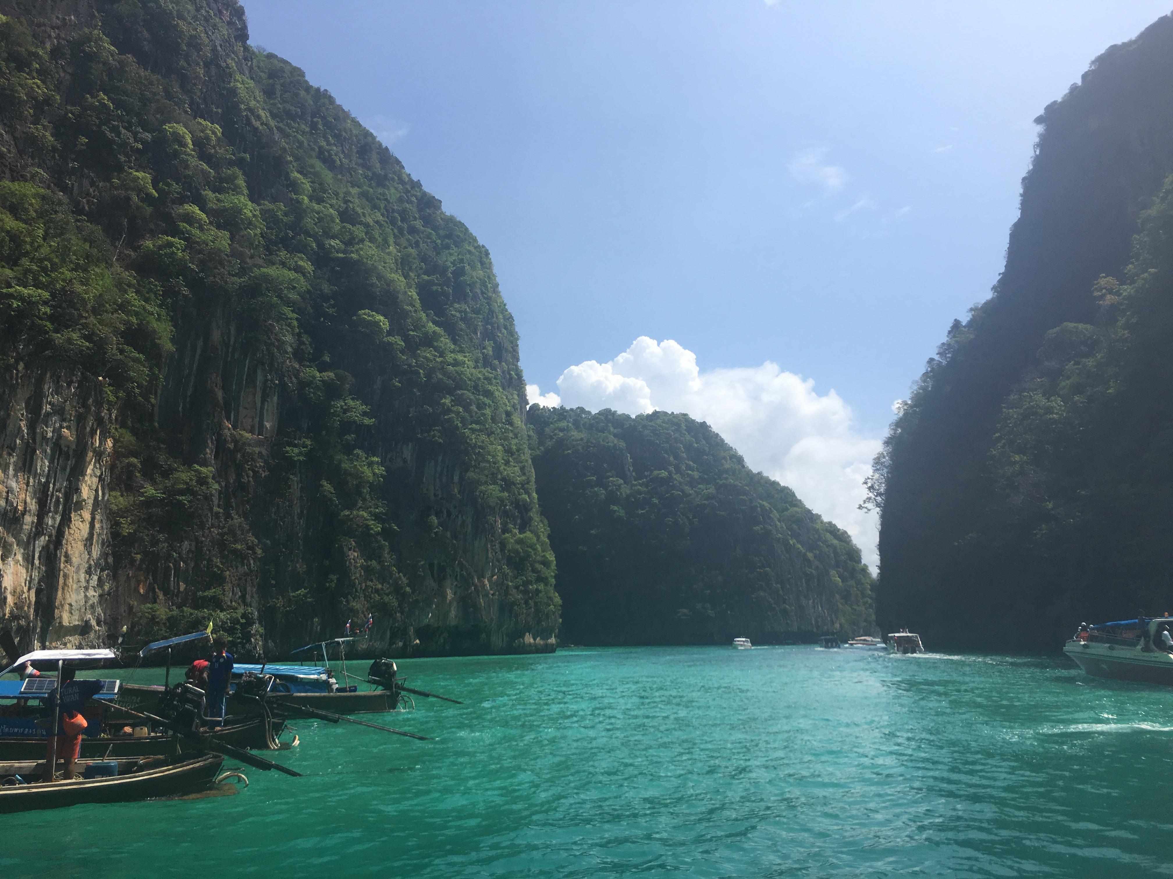 Pileh Lagoon Phi Phi