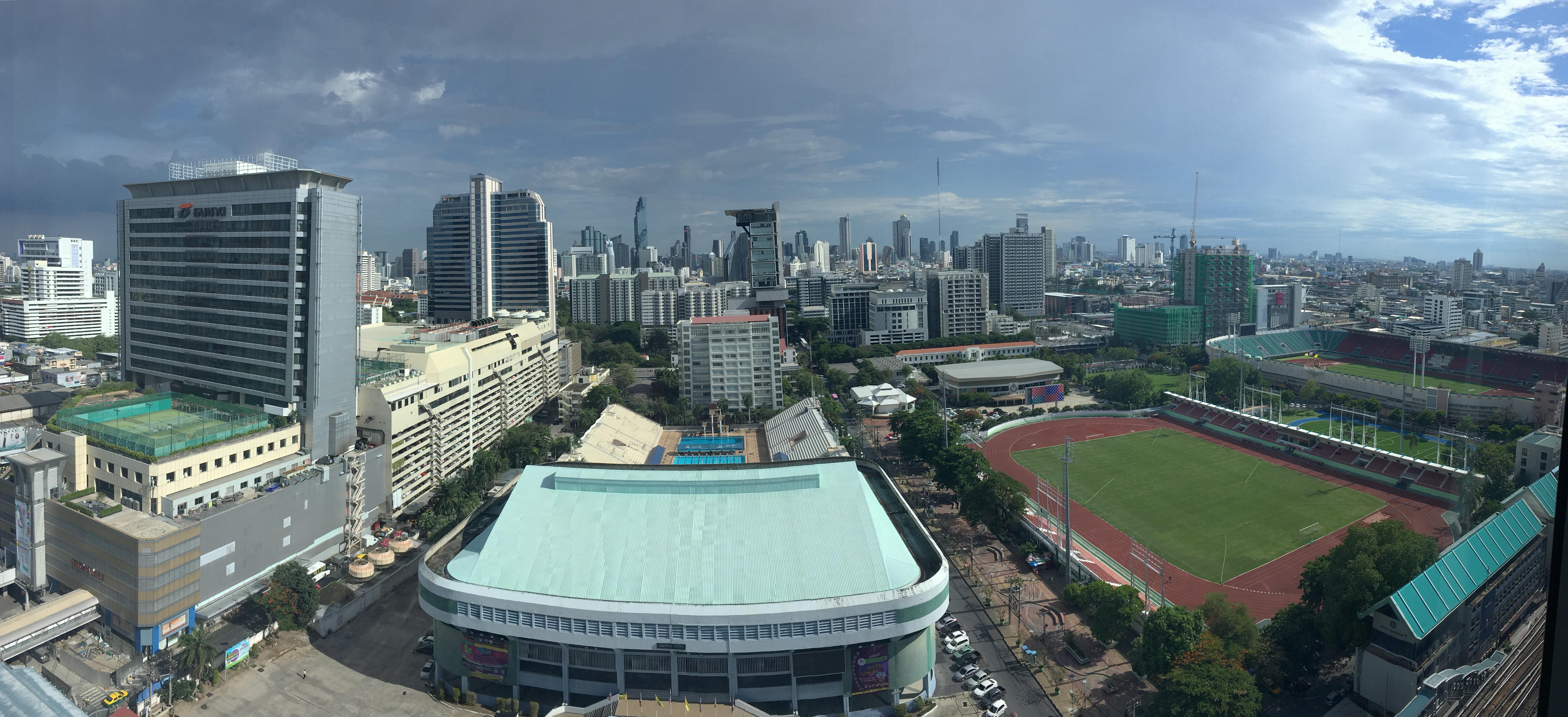 National Stadium Bangkok