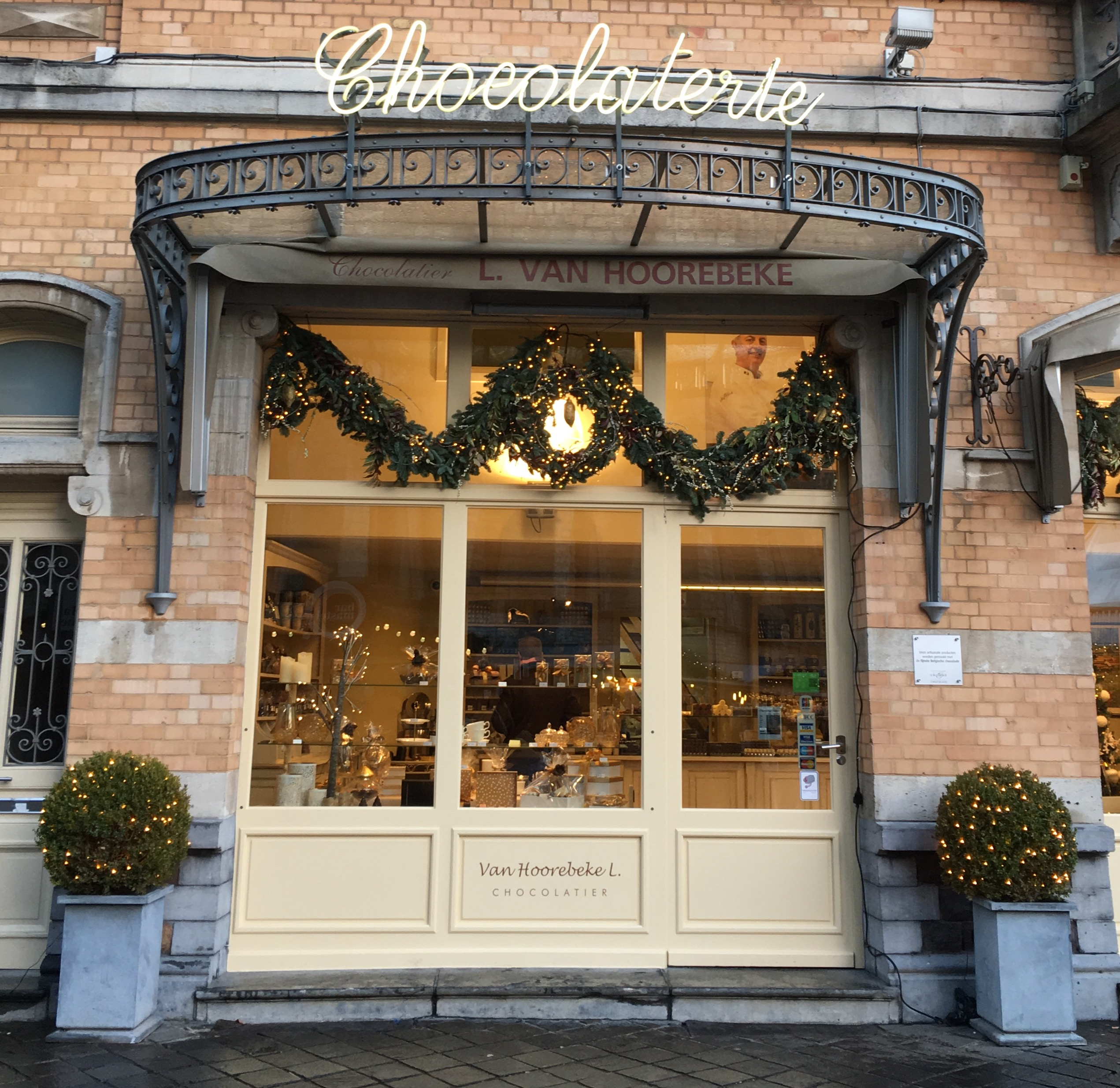 Chocolaterie Ghent