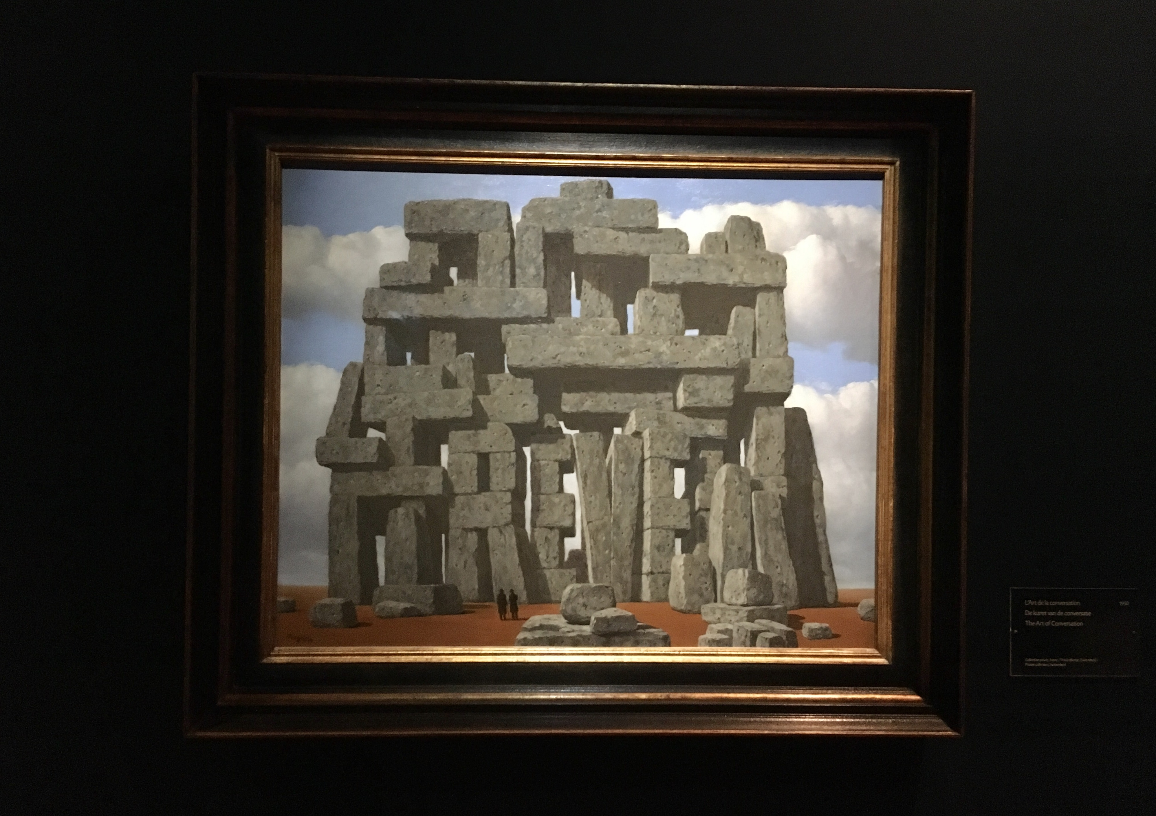 Rene Magritte Museum Brussels