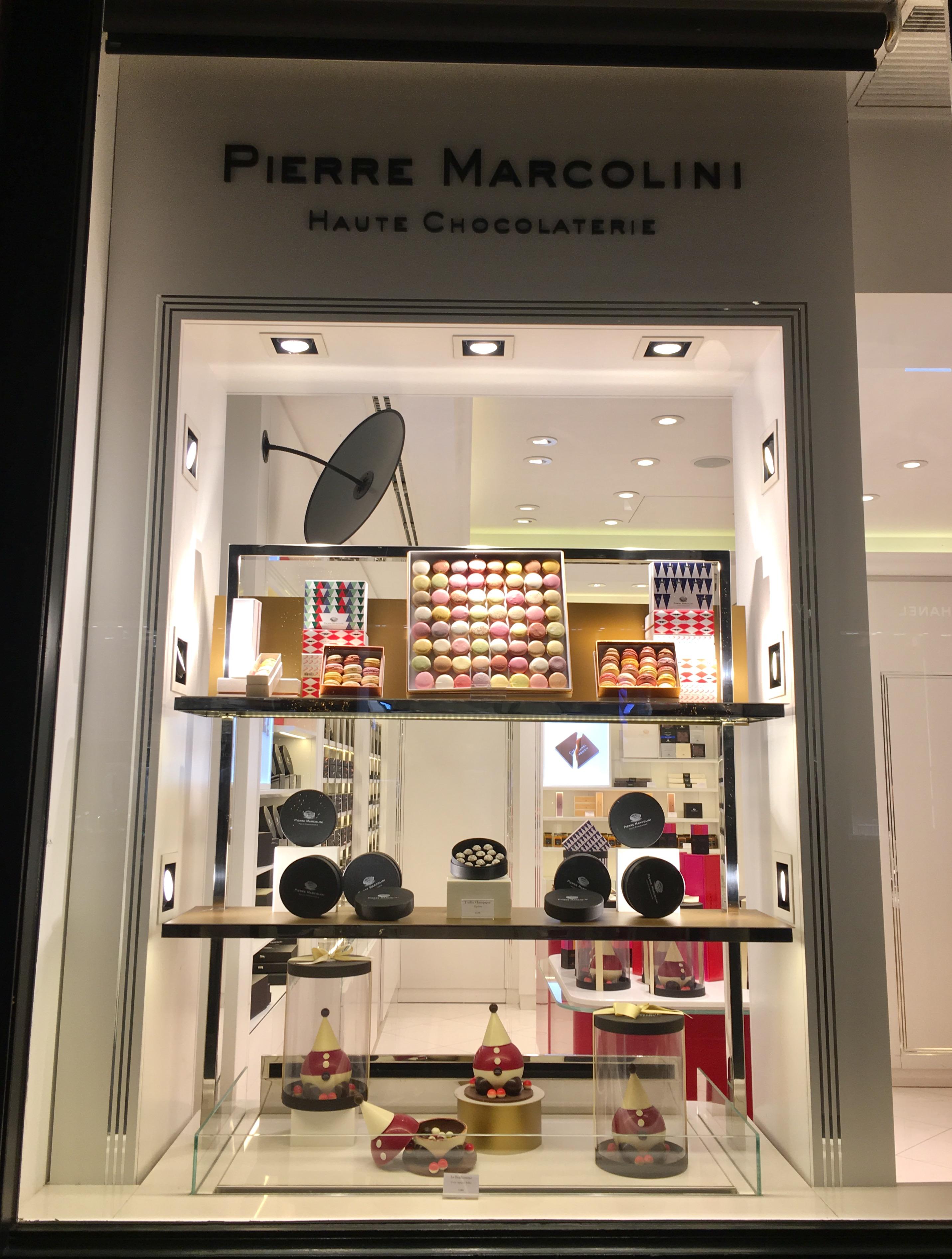 Pierre Marcolini Brussels
